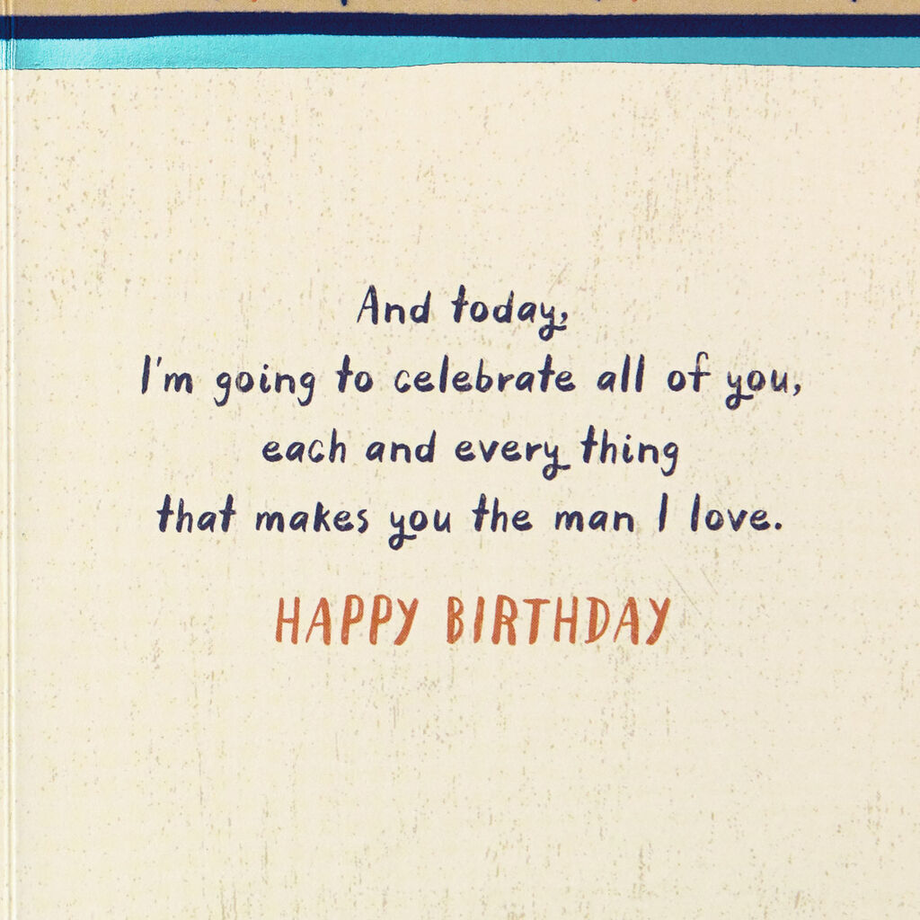 Card Youre The Total Package Birthday