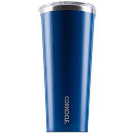 Corkcicle® Gloss Riviera Blue Tumbler, 24 oz., , large