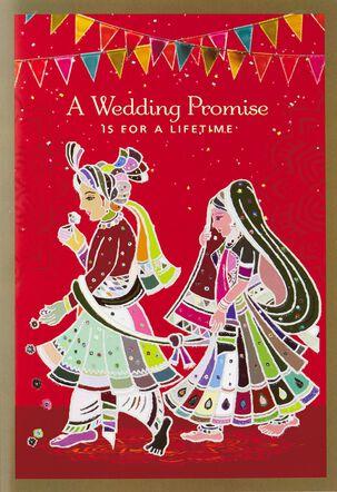 Together Forever Wedding Card