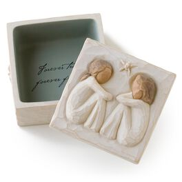 Willow Tree® Friendship Keepsake Box, , large