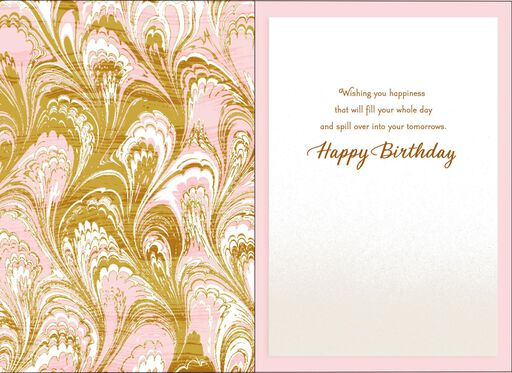 Happy Wishes Birthday Card,