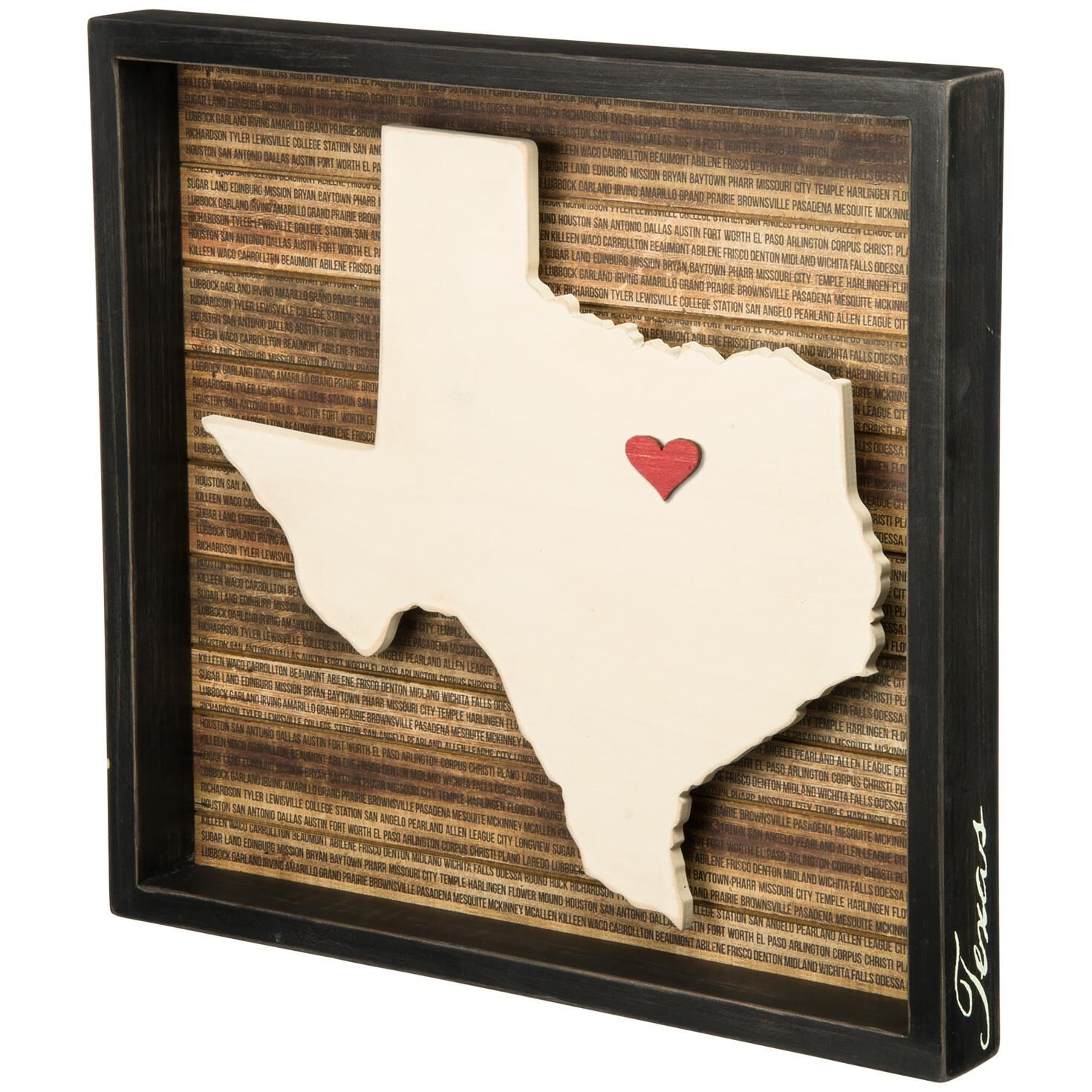Primitives by Kathy Texas Sign - Plaques & Signs - Hallmark