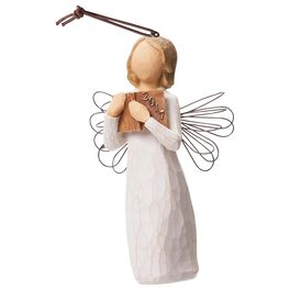 Willow Tree® 2017 Angel Ornament, , large