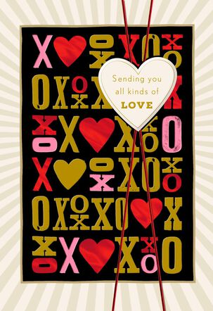 All Kinds of Love Valentine's Day Card