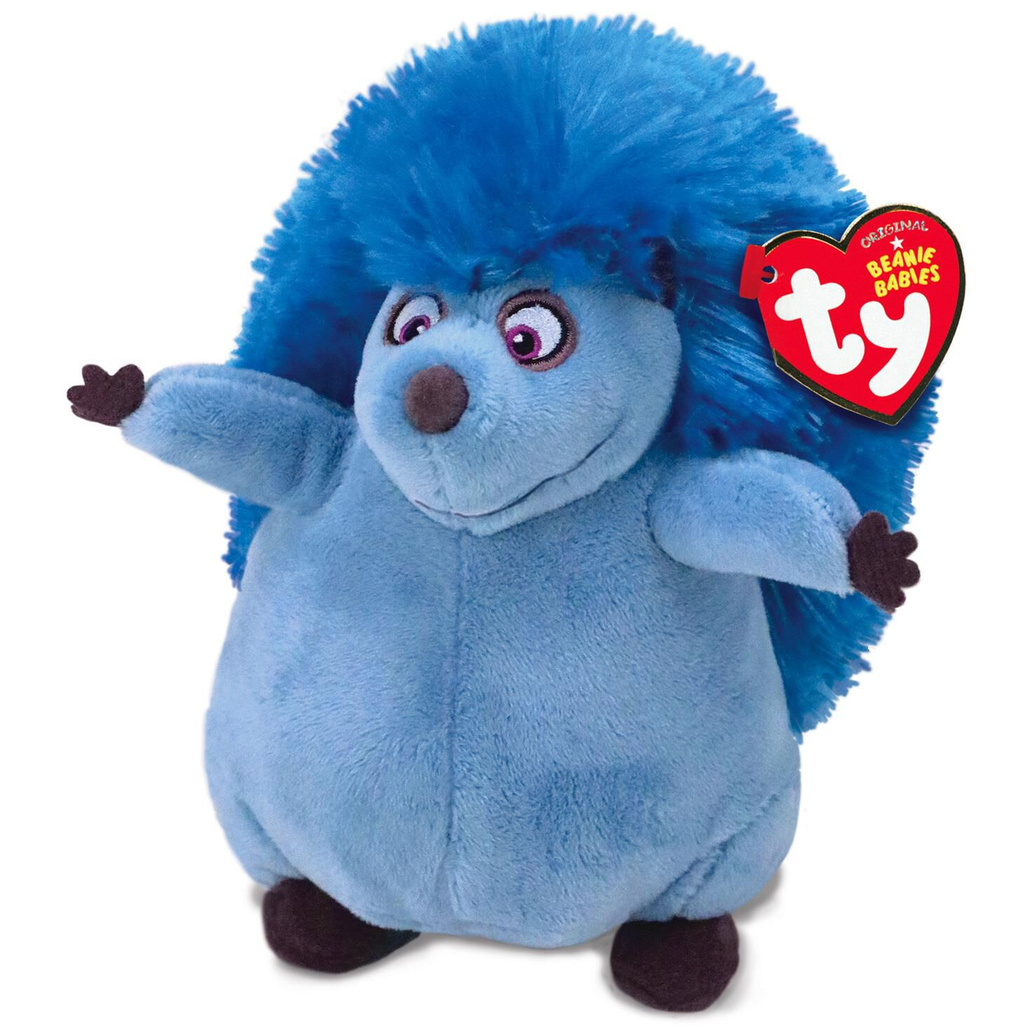Ty® Beanie Babies Cuatro the Hedgehog Stuffed Animal 3df523a43c1