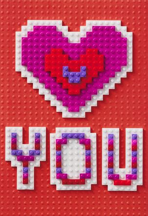 Heart You Valentine's Day Card for Someone Special