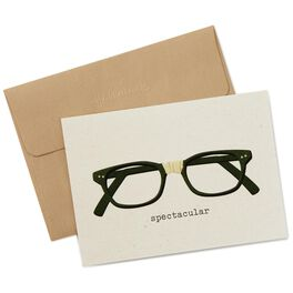 Spectacular Eyeglasses Blank Note Cards, Box of 10, , large