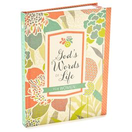 God's Words of Life for Women Gift Book, , large