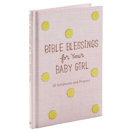 Bible Blessings for Your Baby Girl, , large