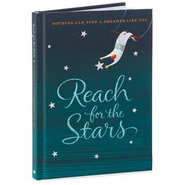 Reach for the Stars: Nothing Can Stop a Dreamer Like You Gift Book, , large