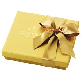 Godiva Chocolatier Assorted Chocolates in Gold Gift Box, 19 Pieces, , large