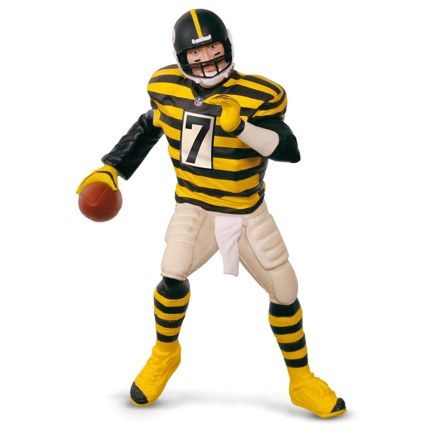 NFL Pittsburgh Steelers Ben Roethlisberger Ornament - Keepsake ...