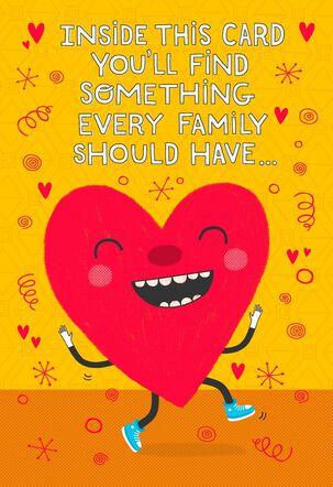 Wonderful Grandson Valentine's Day Card