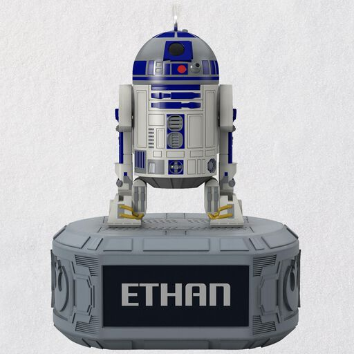 9d55acb47fe34 Star Wars™ R2-D2™ Personalized Ornament