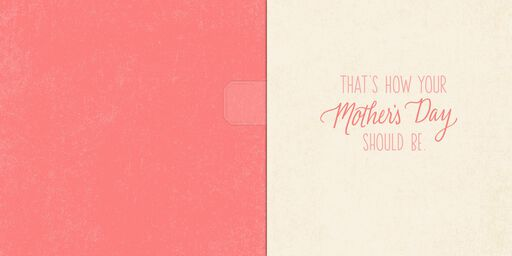 Everything Bright and Happy Musical Mother's Day Card,