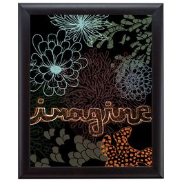 Imagine 20x24 Print With Matted Frame, , large