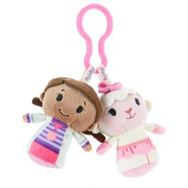 Disney Junior Doc McStuffins and Lambie itty bittys® Clippys, , large