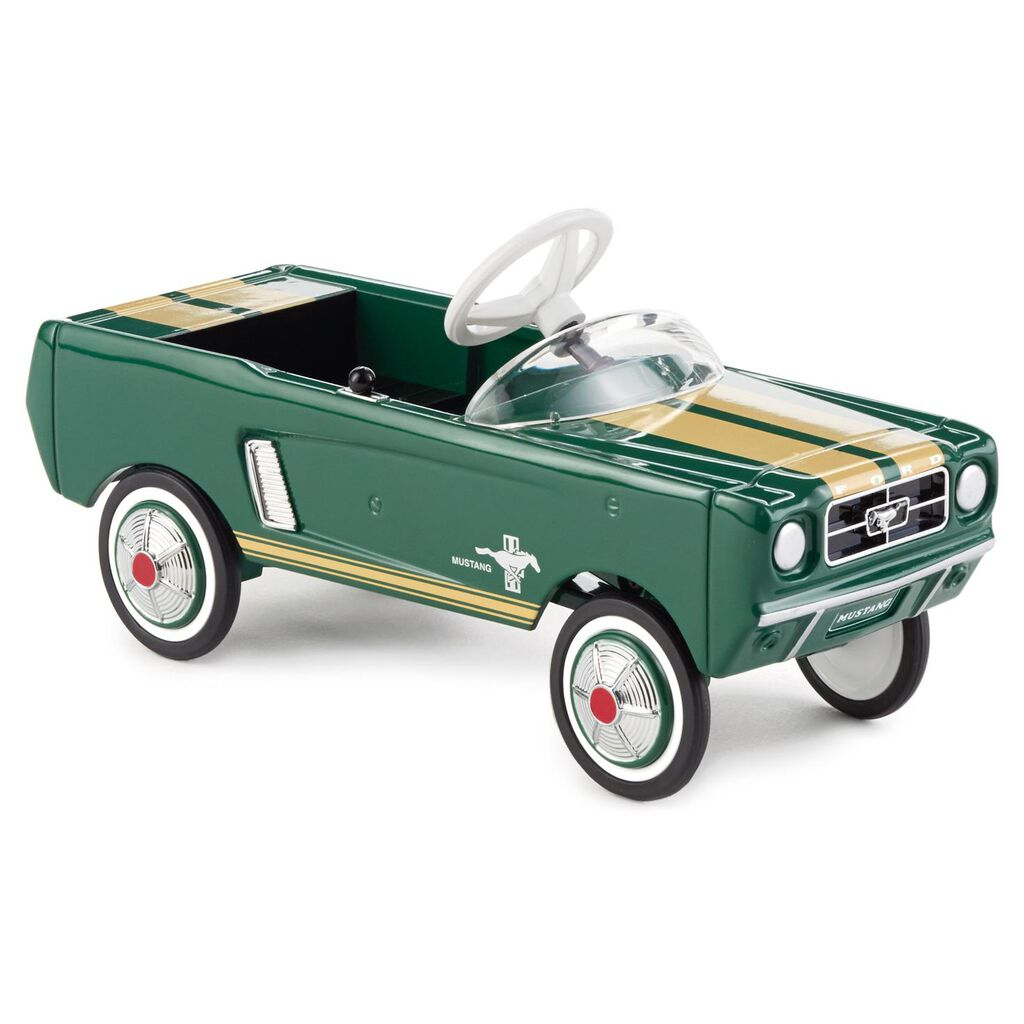 1965 ford mustang repaint kiddie car classics collectible toy collectible toys hallmark