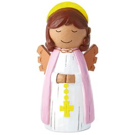 Girl Angel Faith Friends Figurine, , large