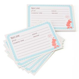 Minnie Mouse Recipe Cards Refill Pack, , large