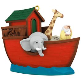 Noah's Ark Ornament, , large