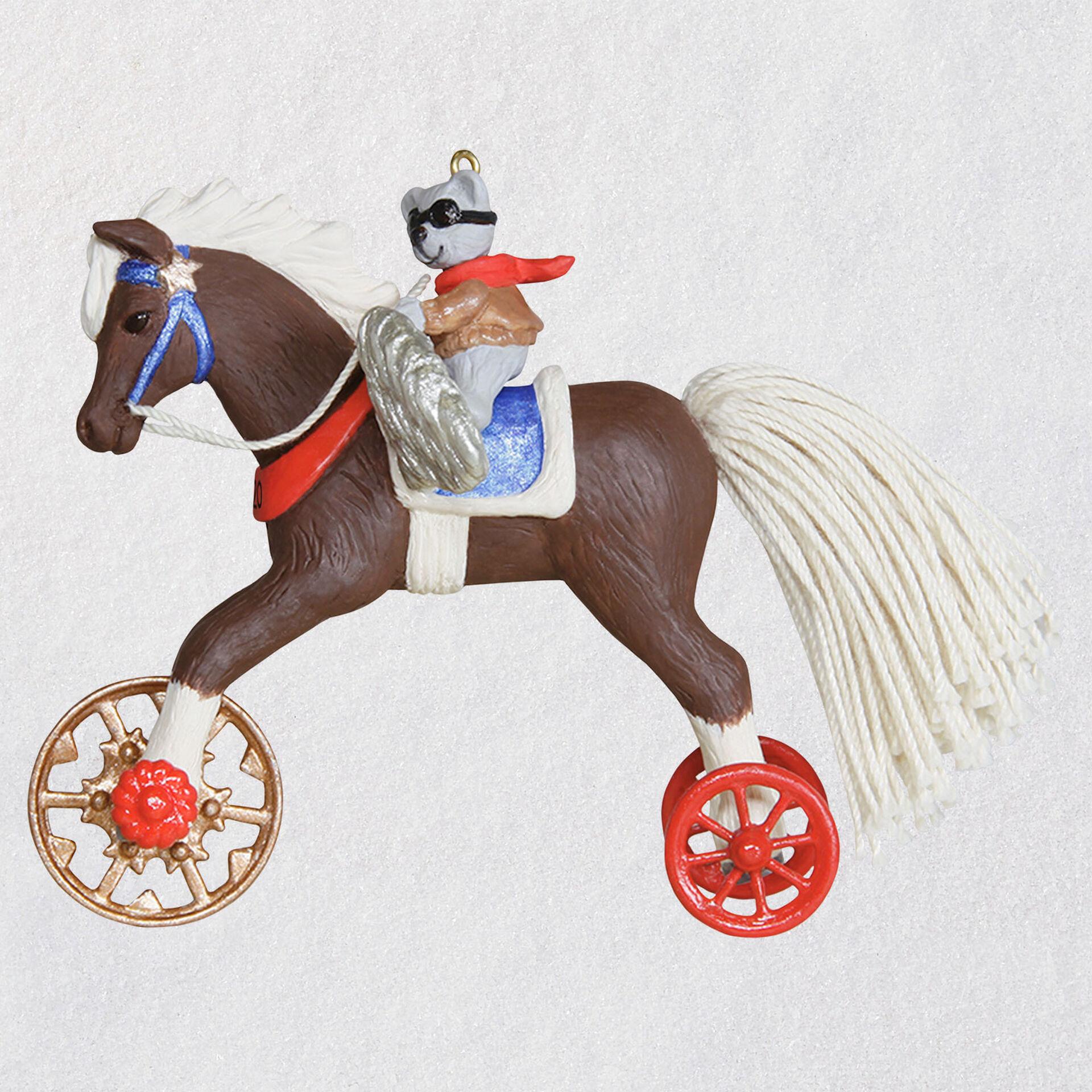 Pony For Christmas 2020 A Pony for Christmas 2020 Ornament   Keepsake Ornaments   Hallmark