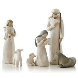 Willow Tree® Nativity Figurines, 6 piece set, , large