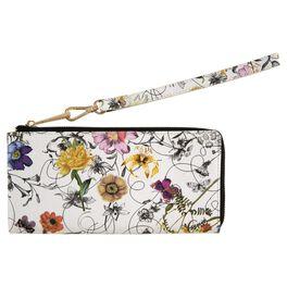 Mark & Hall Floral Pattern Wallet Wristlet, , large