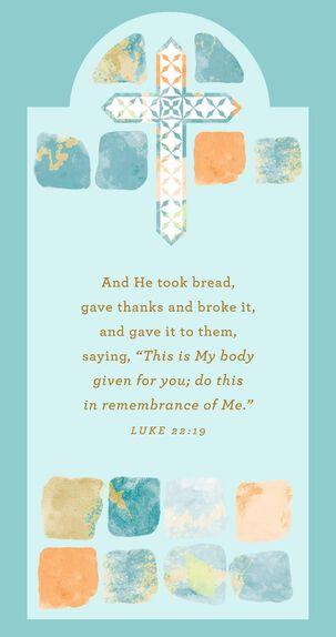First Communion Money Holder Card