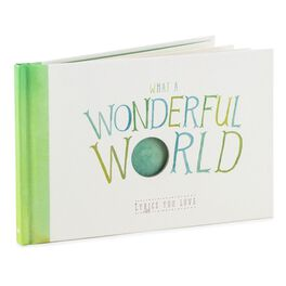 What a Wonderful World Gift Book, , large