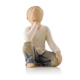Willow Tree® Inquisitive Child Figurine, , large