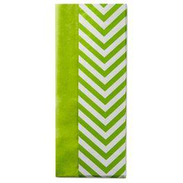 Citrus and Chevron Dual-Pack Tissue Paper, , large