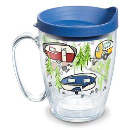 Tervis® Retro Camper Mug, 16 oz., , large
