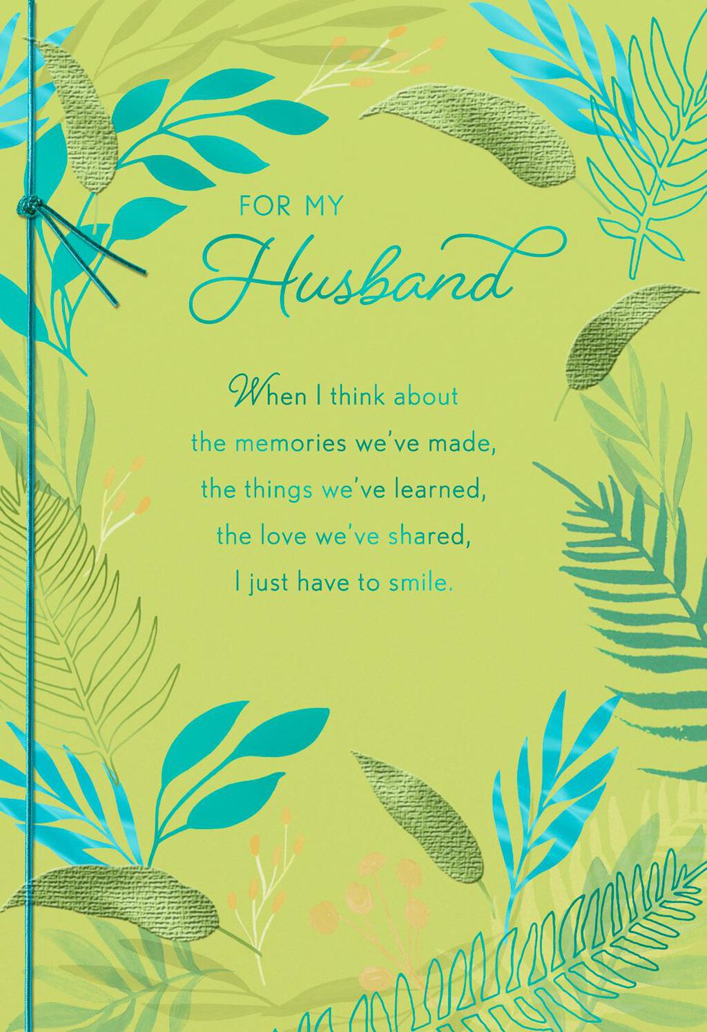 Im So Lucky Fathers Day Card For Husband Greeting Cards Hallmark