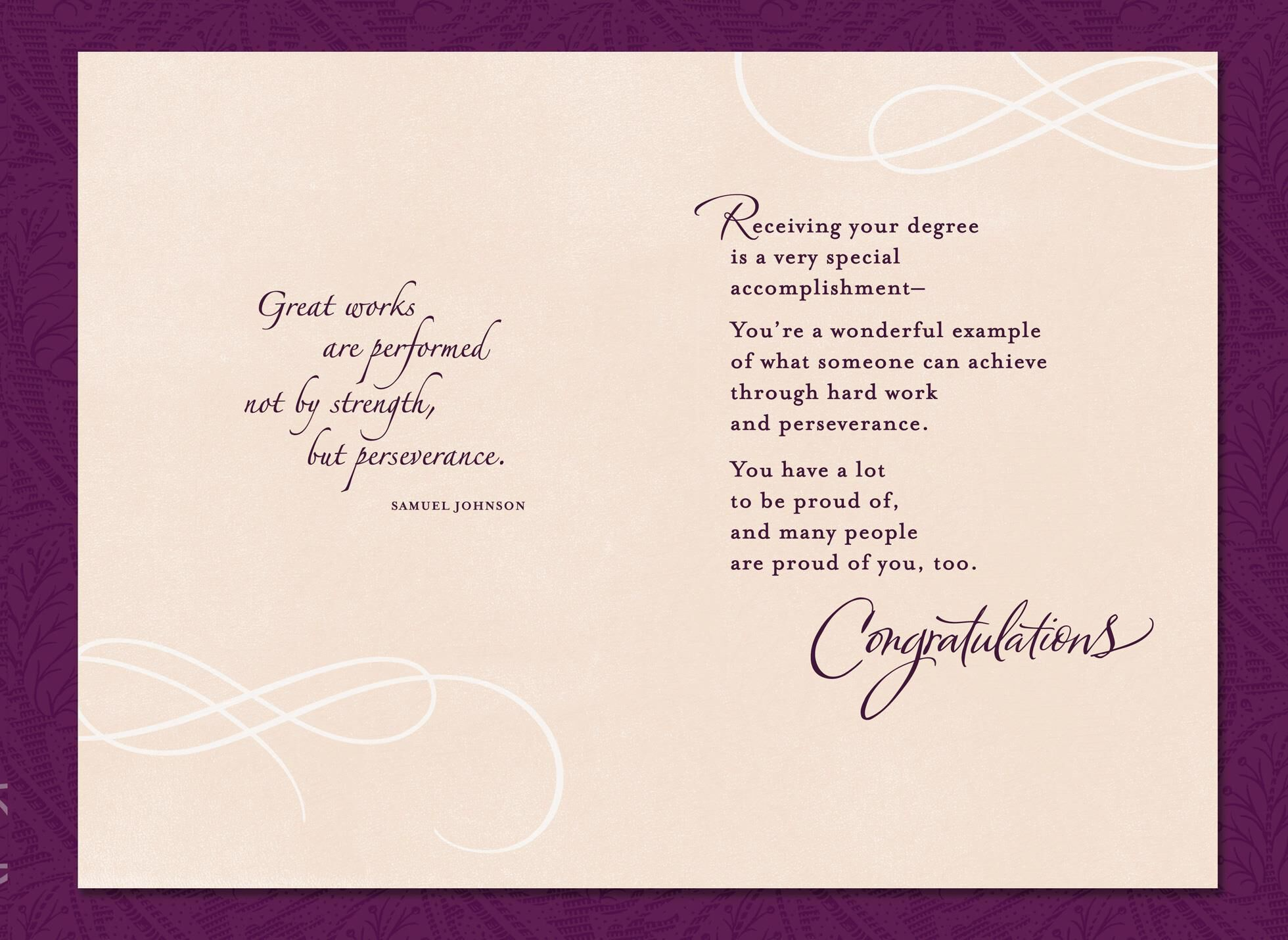 congratulation on your graduation cards congratulations on your degree graduation card