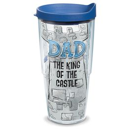 Tervis® Dad King of the Castle Tumbler, 24 oz., , large