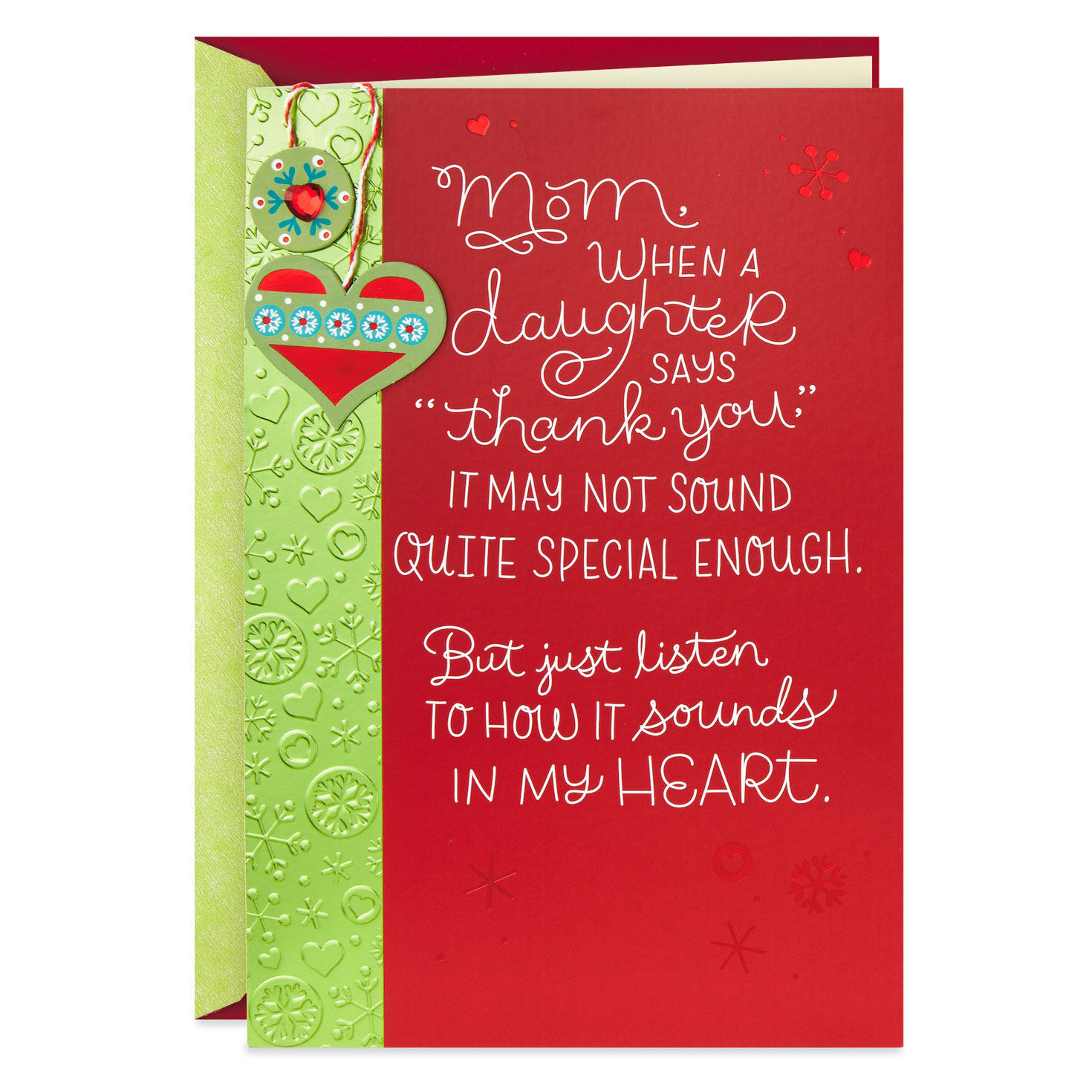 Christmas card for Mommy