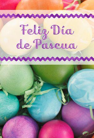 Sweet Surprises Spanish-Language Easter Card