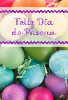Sweet Surprises Spanish-Language Easter Card,