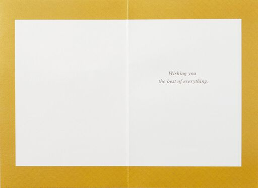 The Best of Everything Birthday Card,