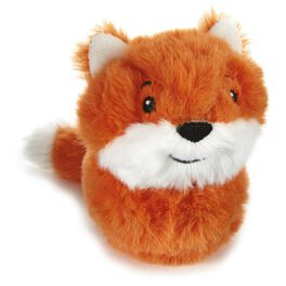 Zip-Along Fox Stuffed Animal, , large