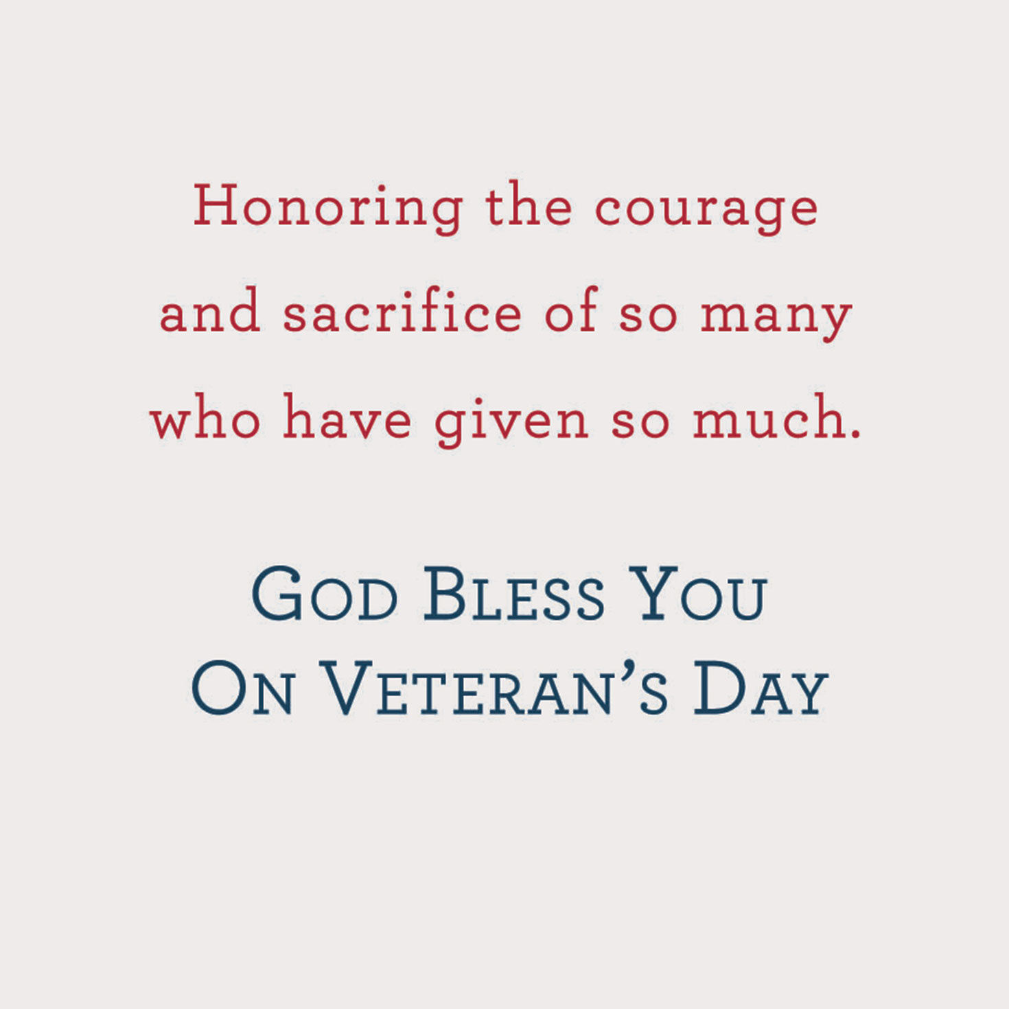picture about Veterans Day Card Printable known as Veterans Working day Playing cards Hallmark