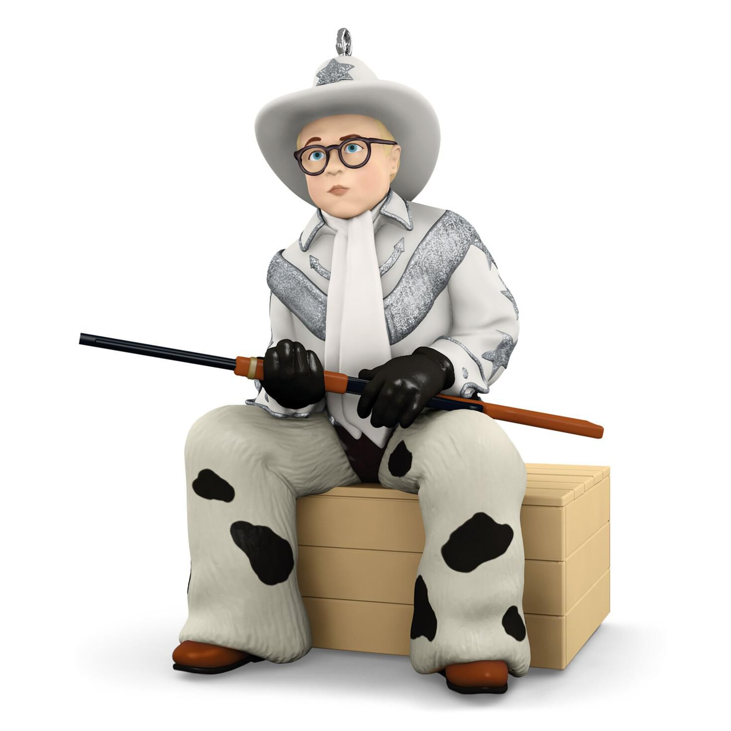 A CHRISTMAS STORY Ralphie to the Rescue! Ornament With Sound ...