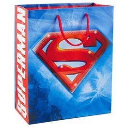 "SUPERMAN™ Medium Gift Bag, 9.75"", , large"