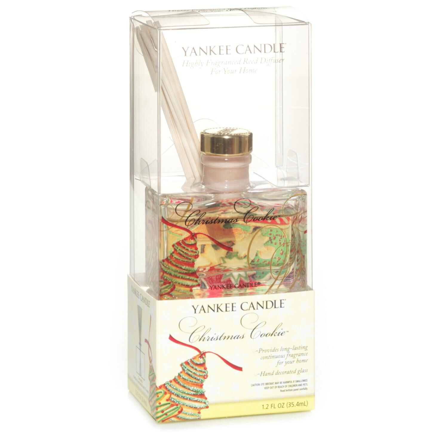 Christmas Cookie™ Mini Reed Diffuser by Yankee Candle® - Candles ...