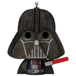 Star Wars™ Darth Vader™ Wood Ornament, , large