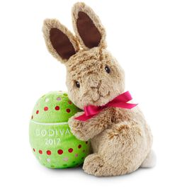 Godiva Limited Edition Easter Bunny Stuffed Animal With Chocolate Eggs, , large