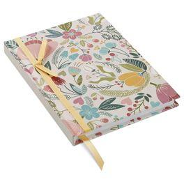 Folk Floral Journal, , large