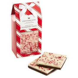 Peppermint Bark in Gabled Box, 8 oz., , large