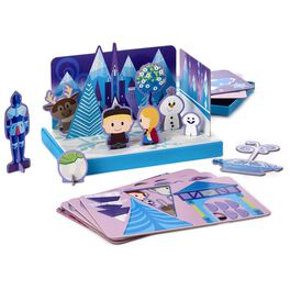 itty bittys® Disney Frozen Stage & Play Activity Set, , large